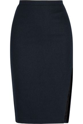 ALTUZARRA Faun twill pencil skirt
