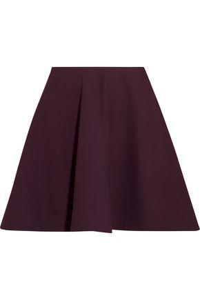 ELIZABETH AND JAMES Marina stretch-ponte mini skirt