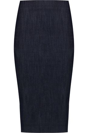 ELIZABETH AND JAMES Aisling denim skirt
