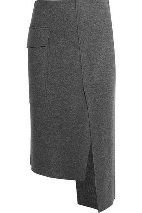 JOSEPH Kiki wool-blend skirt