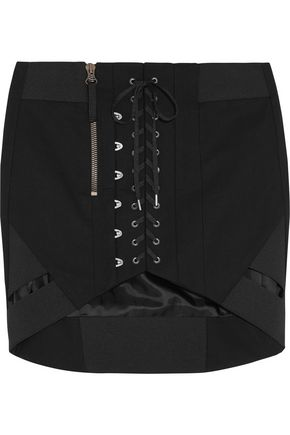 ANTHONY VACCARELLO Cotton mini skirt