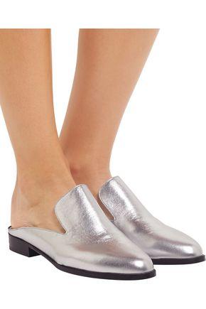 ROBERT CLERGERIE Alicel suede slippers