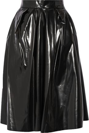 MARC JACOBS Vinyl skirt