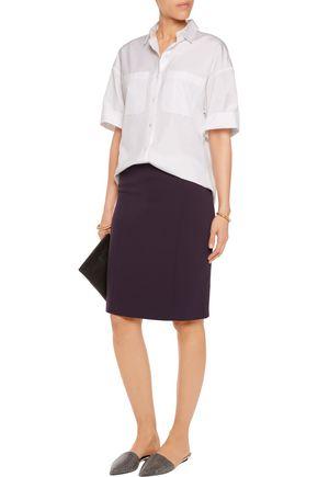JOSEPH Brinda crepe skirt