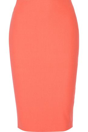 ELIZABETH AND JAMES Aisling crepe pencil skirt