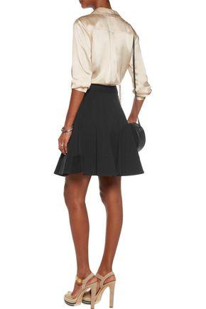 DIANE VON FURSTENBERG Tippy stretch-jersey mini skirt