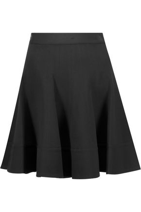 DIANE VON FURSTENBERG Tippy stretch-jersey mini skirt