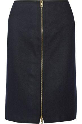 RAG & BONE Mazy wool-blend pencil skirt
