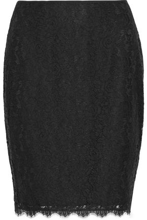 DIANE VON FURSTENBERG Scotia corded lace skirt