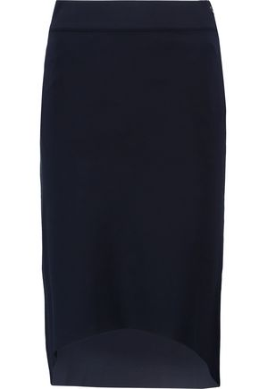 IRIS & INK Milano stretch-knit skirt