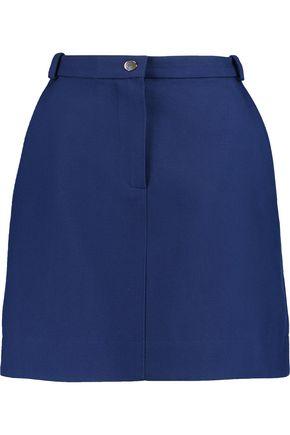CARVEN Cotton mini skirt