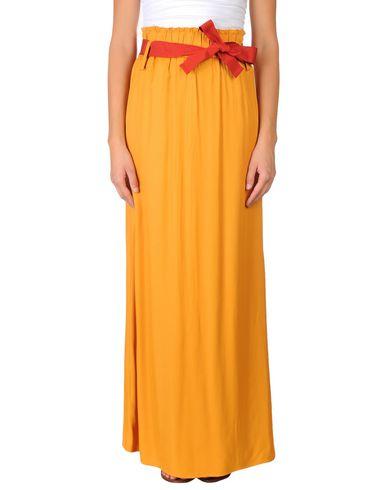 Фото - Длинная юбка от RUE•8ISQUIT цвет охра