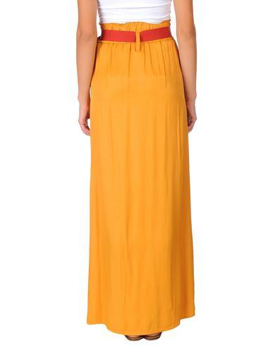 Фото 2 - Длинная юбка от RUE•8ISQUIT цвет охра