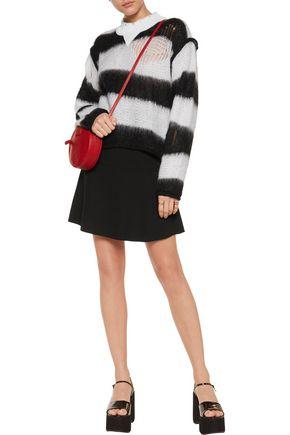 SONIA RYKIEL Crepe mini skirt