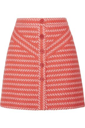 MAJE Jalil tweed mini skirt