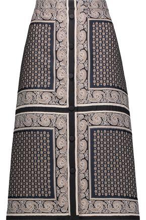ALTUZARRA Balthazar jacquard skirt