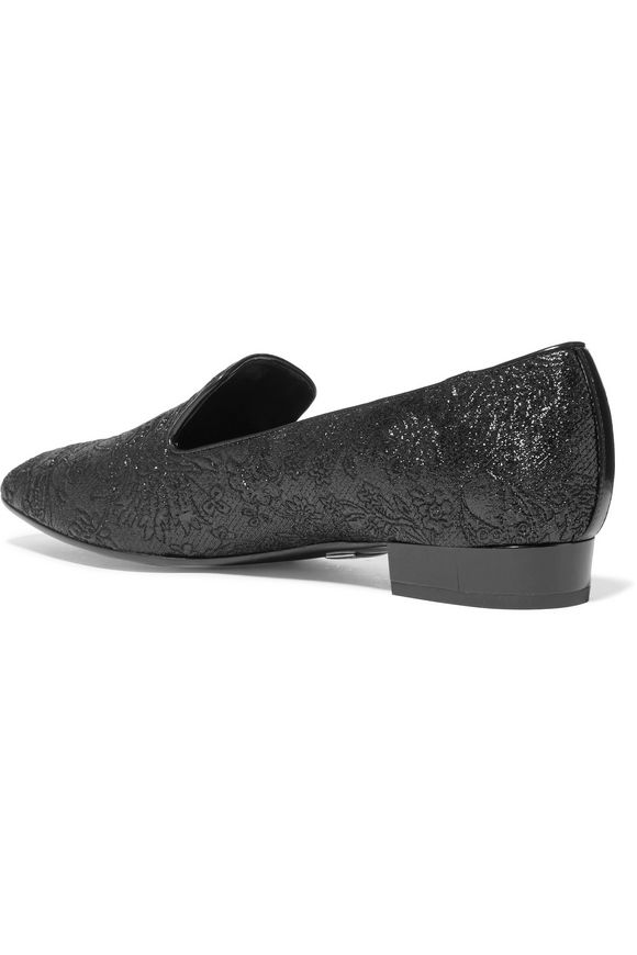 Roxanne metallic brocade loafers | MICHAEL KORS COLLECTION | Sale up to 70%  off | THE OUTNET
