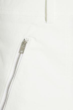 RAG & BONE Grace cotton-twill mini skirt