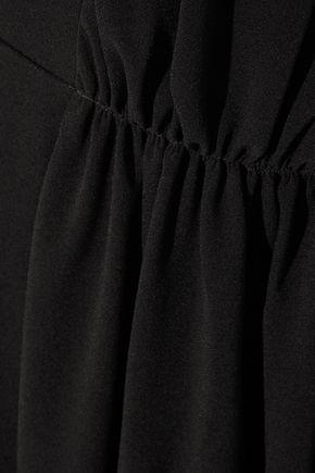 J.W.ANDERSON Asymmetric crepe midi skirt