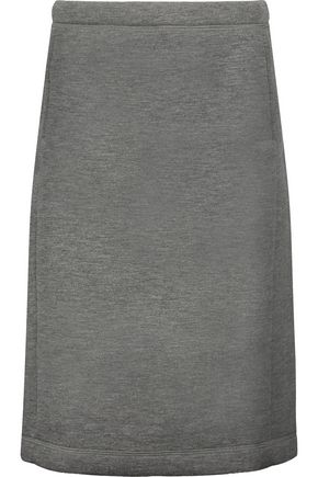 TOMAS MAIER Scuba-jersey skirt