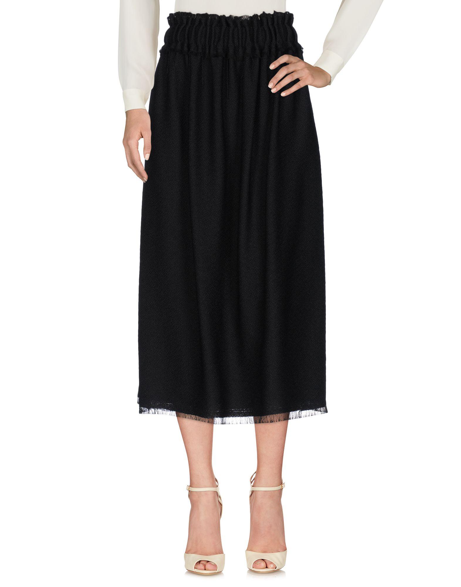 CÉLINE Юбка длиной 3/4 céline платье длиной 3 4