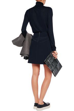 DKNY Ponte mini skirt