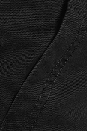 MARC BY MARC JACOBS Kangaroo cotton-twill mini skirt