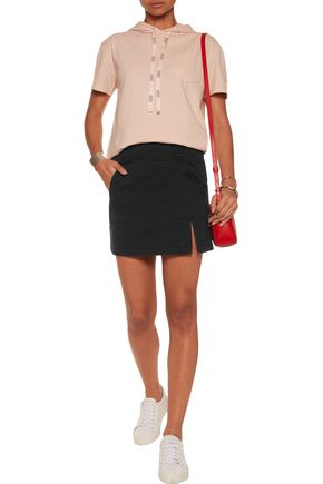 MARC BY MARC JACOBS Kangaroo cotton-twill mini skirt