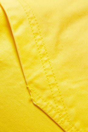 MARC BY MARC JACOBS Kangaroo denim mini skirt