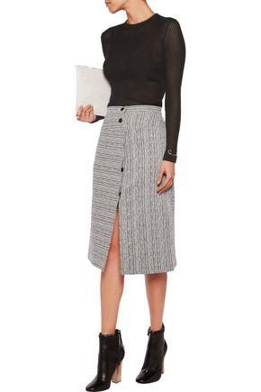 CARVEN Jacquard skirt