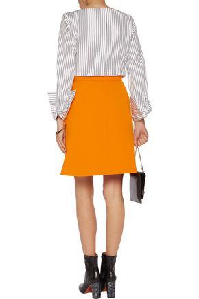 CARVEN Woven skirt