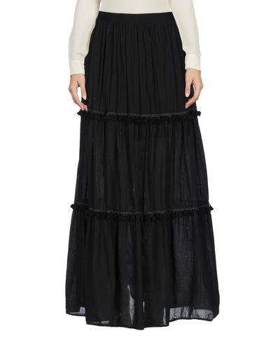 Фото - Длинная юбка от SOUVENIR черного цвета