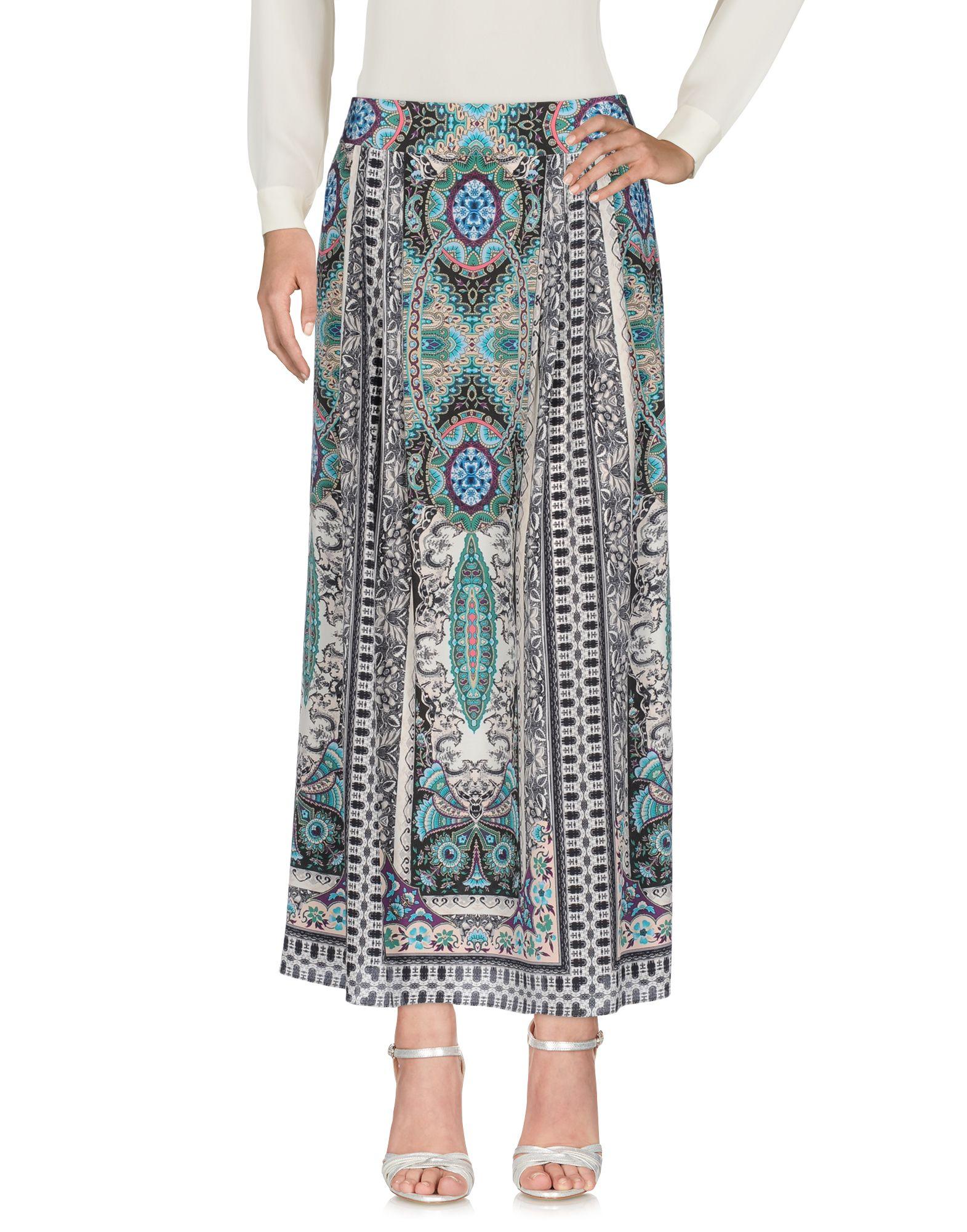 ETRO Длинная юбка rubies длинная гавайская юбка