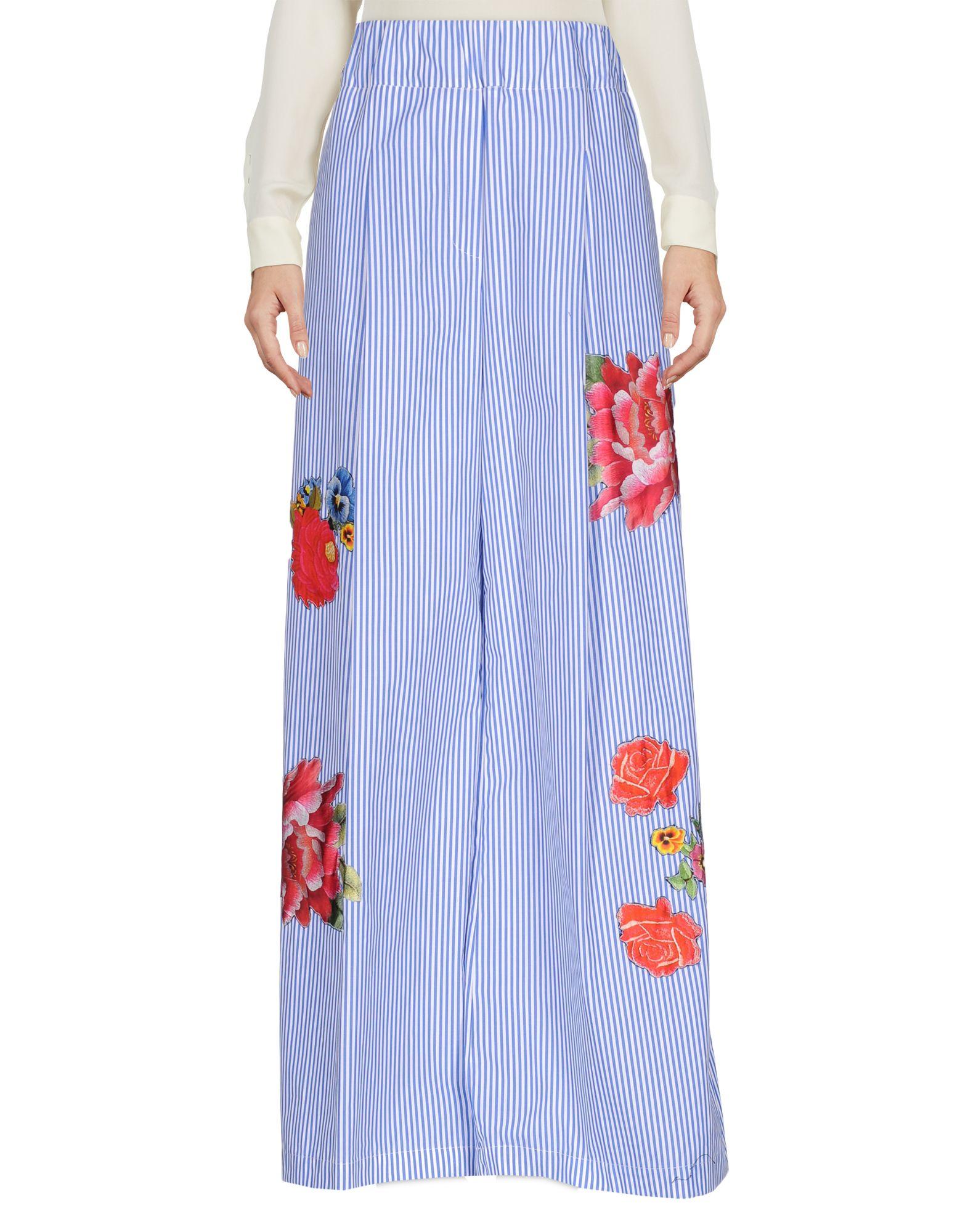 JUCCA Длинная юбка юбка брюки