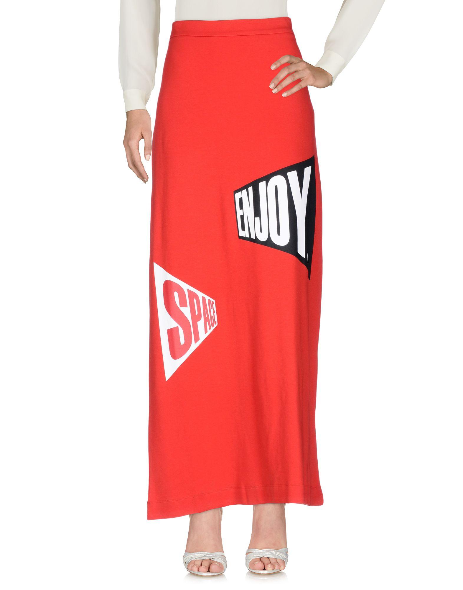LOVE MOSCHINO Длинная юбка юбка moschino love голубой