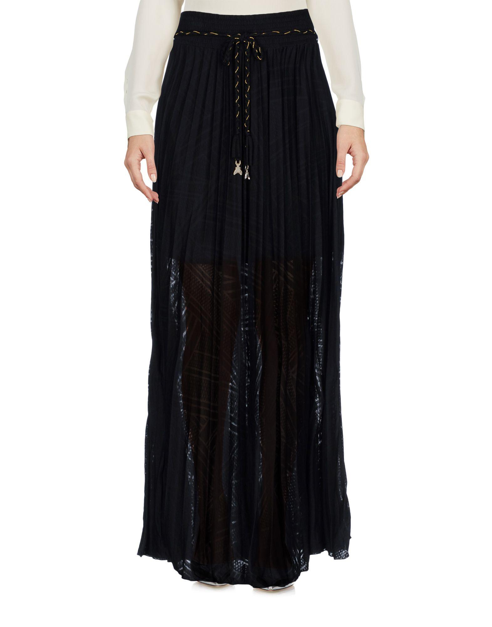 PATRIZIA PEPE Длинная юбка юбка patrizia pepe юбка