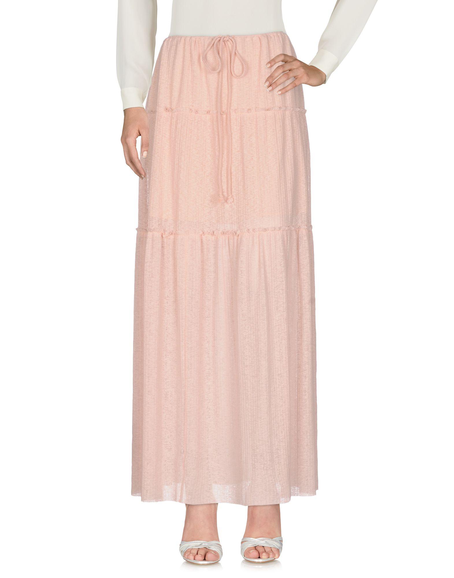 SEE BY CHLOÉ Длинная юбка цена