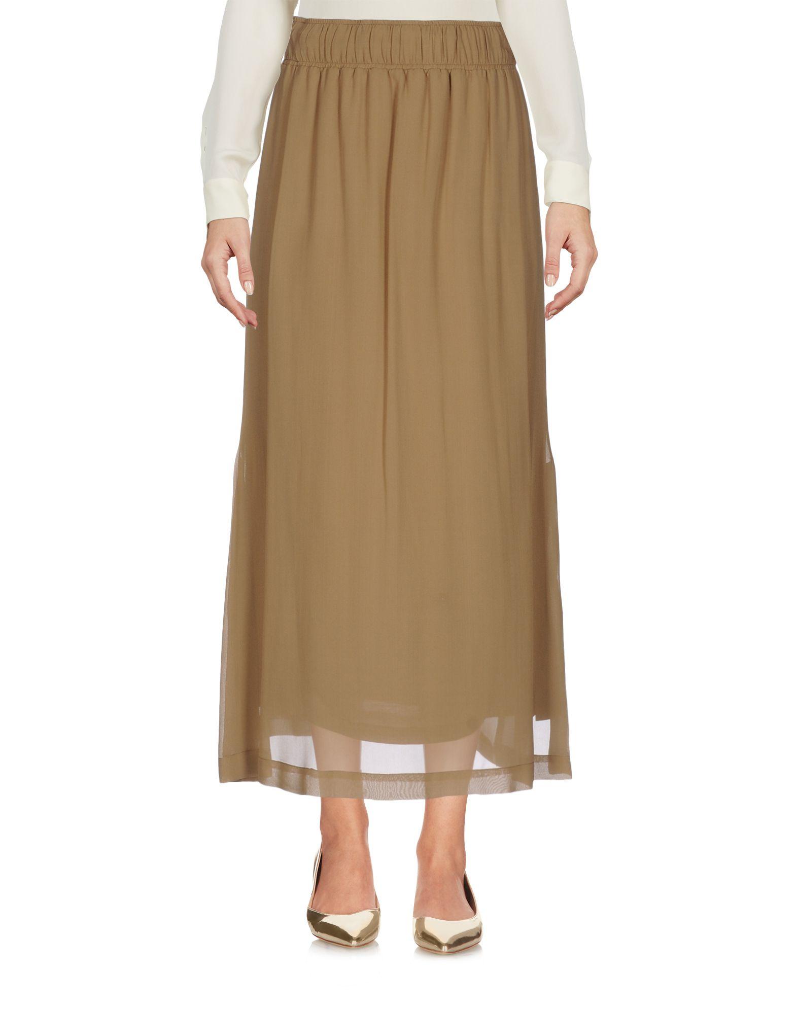 ALYSI Юбка длиной 3/4 moschino couture юбка длиной 3 4