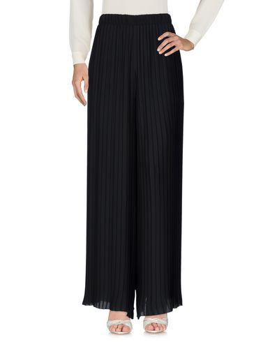 MAISON ESPIN Damen Maxirock Schwarz Größe 34 100% Polyester