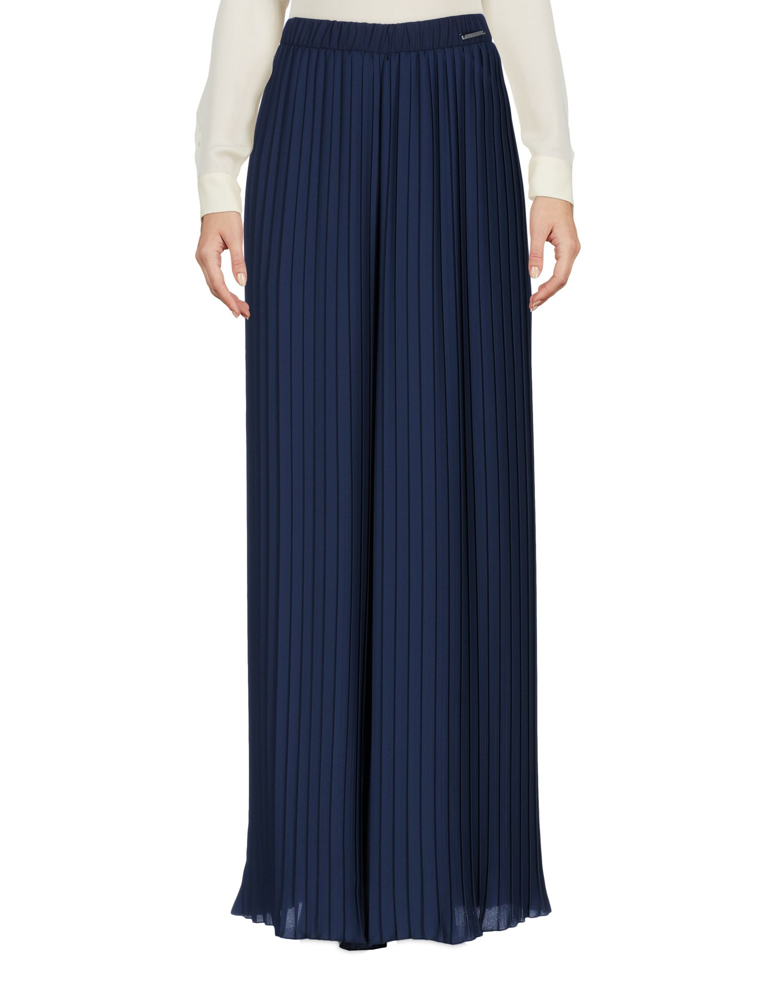 цена MAISON ESPIN Длинная юбка онлайн в 2017 году