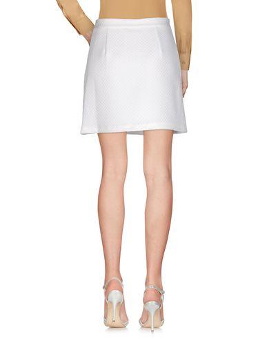 Фото 2 - Мини-юбка от KAOS JEANS белого цвета