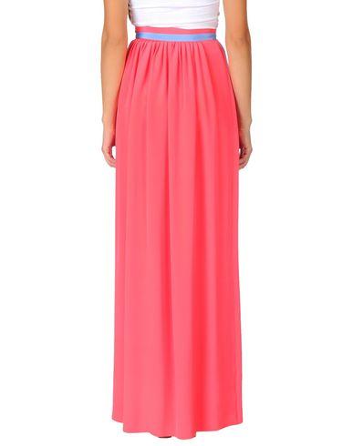 Фото 2 - Длинная юбка от ROKSANDA кораллового цвета