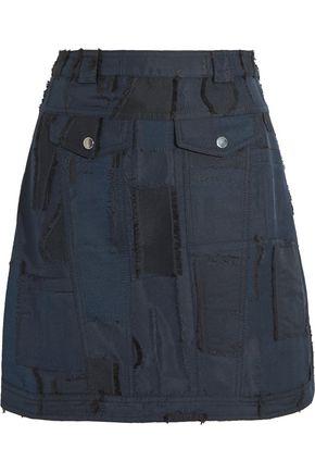 CARVEN Jacquard mini skirt