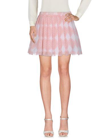 Фото - Мини-юбка от F**K PROJECT лососево-розового цвета