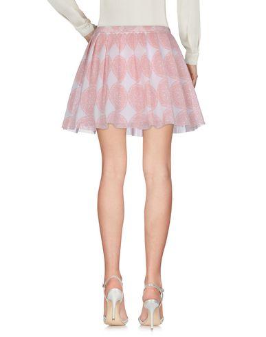 Фото 2 - Мини-юбка от F**K PROJECT лососево-розового цвета