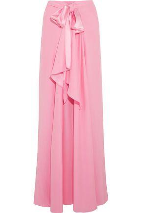 TOME Silk-charmeuse maxi skirt