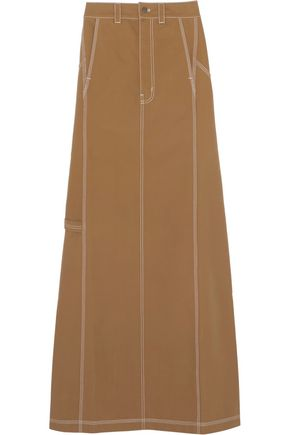 VETEMENTS + Carhartt denim maxi skirt