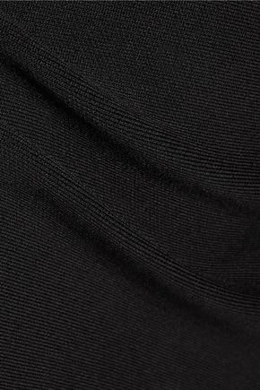 ALEXANDER WANG Stretch-knit pencil skirt