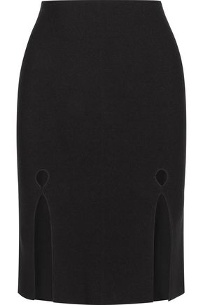 ALEXANDER WANG Stretch-knit pencil skirt