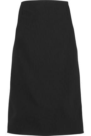 OSCAR DE LA RENTA Crepe skirt
